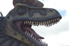 dinosaurus Stock Foto's