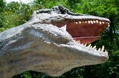 Dinosaurus Royalty-vrije Stock Afbeelding