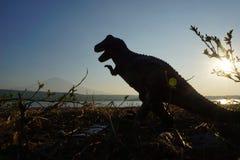 Dinosaurus stockfotografie