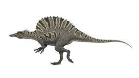Dinosaurus Spinosaurus stock illustratie