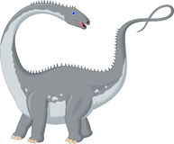 Dinosaurusbeeldverhaal Royalty-vrije Stock Afbeelding