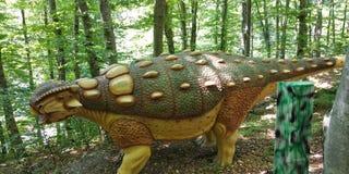 Dinosaurushoofd Stock Fotografie