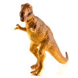 Dinosaurusstuk speelgoed Royalty-vrije Stock Fotografie