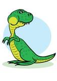 Dinossauro Ilustração do Vetor