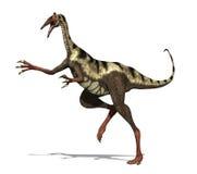 Dinossauro de Pelicanimimus Fotografia de Stock