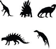 Dinossauros. Fotografia de Stock