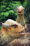 Dinossauros de Citipati Foto de Stock Royalty Free