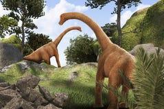 Dinosuar απεικόνιση αποθεμάτων