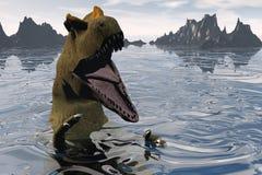 dinozaur Obraz Stock