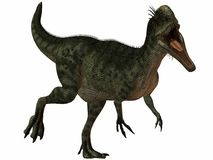 dinozaur monolophosaurus 3 d Fotografia Stock
