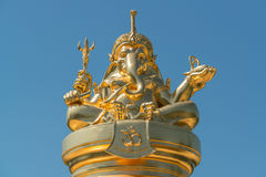 Dio capo dell'elefante fotografie stock