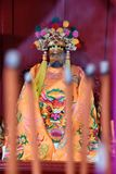 Dio cinese Fotografie Stock Libere da Diritti