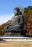 Dio del tempiale di Seoraksan Fotografia Stock Libera da Diritti