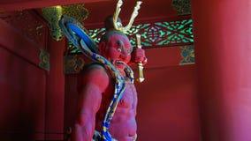 Dio della porta II Fotografie Stock