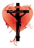 Dio di amore. Immagini Stock Libere da Diritti