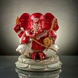 Dio di Ganesha di indù Fotografie Stock