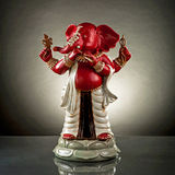 Dio di Ganesha di indù Immagini Stock