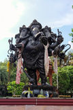 Dio di Ganesha di successo Immagini Stock