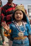 Dio di indù del bambino Immagine Stock Libera da Diritti