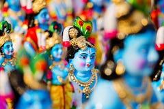 Dio indù Krishna Immagine Stock Libera da Diritti