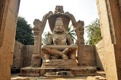 Dio Vishnu Immagine Stock