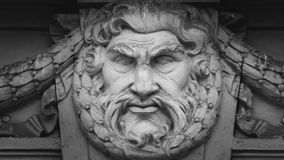 Dio Zeus Fotografia Stock