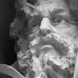 Dio Zeus Fotografie Stock Libere da Diritti