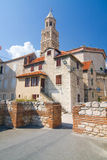Dioclesian's Palace in the historical center - UNESCO World Heritage site, Split, Croatia Royalty Free Stock Images