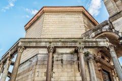 Diocletian宫殿细节 免版税库存照片