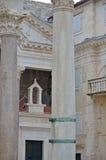 Diocletian& x27 παλάτι του s Στοκ Εικόνες