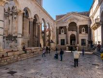 diocletian дворец s Стоковое фото RF