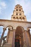 diocletian дворец Стоковое Изображение