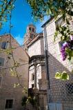 diocletian разделение дворца Стоковое фото RF