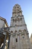 Diocletian pałac rozłam Fotografia Royalty Free