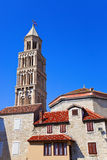 Diocletian palace in Split, Croatia Stock Image