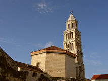 Diocletian palace in Split 2 Stock Image