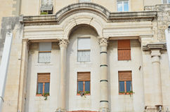 Diocletian`s Palace Royalty Free Stock Photos