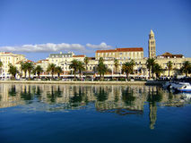 Diocletian's Palace, Split Royalty Free Stock Images
