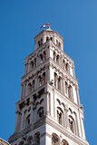 Diocletian's Palace Tower Stock Photography