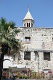 Diocletian slott Fotografering för Bildbyråer