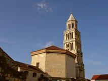 Diocletian slott i splittring 2 Fotografering för Bildbyråer