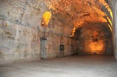 diocletian slott s Royaltyfri Fotografi