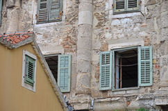 Diocletian& x27 παλάτι του s Στοκ Εικόνα