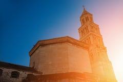 Diocletians Palace , Split, Croatia, Royalty Free Stock Photos