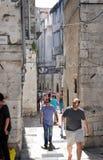Diocletianus Palace. Split, Croatia Royalty Free Stock Photography