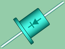 Diode Royalty Free Stock Image