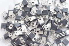 Diodes Stock Image