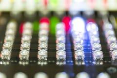 Diodes de LED Image libre de droits