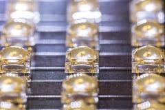 Diodes de LED Photographie stock