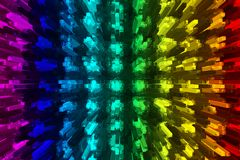 Diodi luminescenti fotografia stock libera da diritti